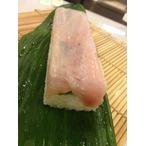 山口 萩沖あまだいの押し寿司